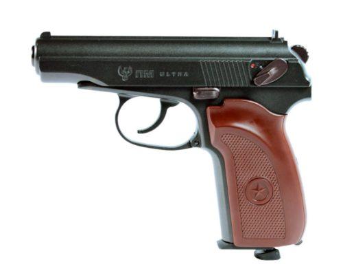 Пневматический пистолет Umarex ПМ Ultra (Макарова)