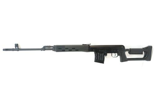 ММГ снайперская винтовка Драгунова СВД (фикс. пластик. приклад)