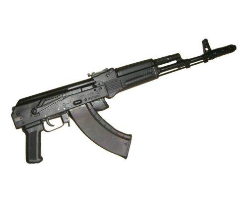 ММГ учебный автомат Калашникова АК-74М (складной приклад)