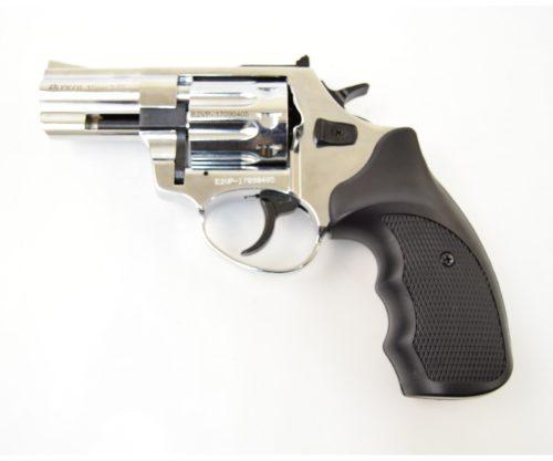 """Сигнальный револьвер Ekol Viper 2,5"""" (хром), под жевело"""