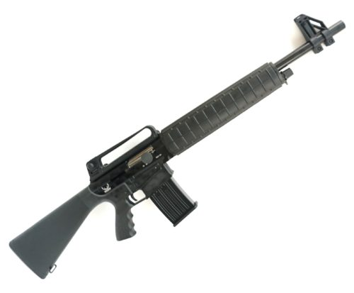 Охолощенная СХП винтовка AR-15-СО (M16) 7,62x39