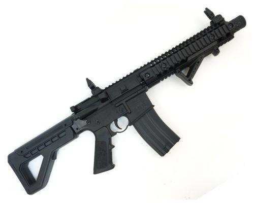 Пневматическая винтовка Crosman DPMS SBR Full Auto (3 Дж)