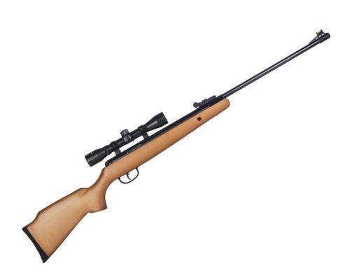 Пневматическая винтовка Crosman Optimus R8-C01K77X (дерево, прицел 4x32)