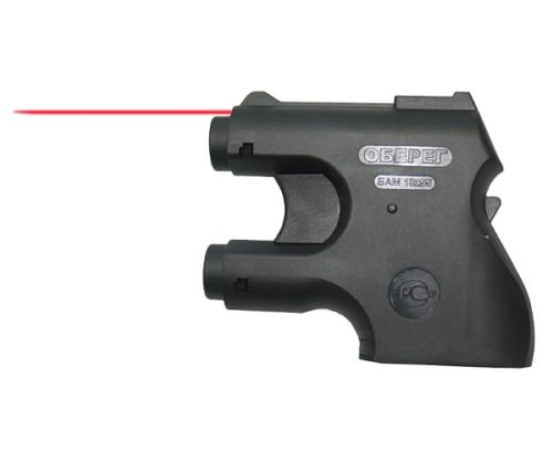 Аэрозольное устройство (пистолет) «Оберег» с ЛЦУ