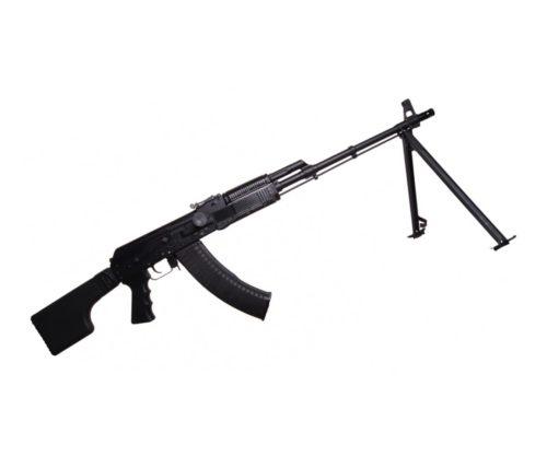 Списанный учебный пулемет Калашникова РПК-74М