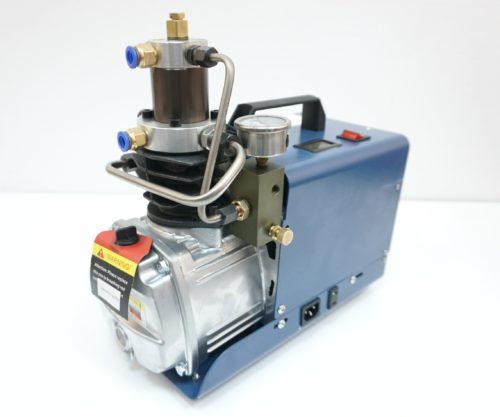 Компрессор Patriot E7 1,8 кВт, 80 л/мин с водяным охлажд. и фильтром осушителем