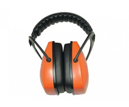 Наушники Arton 1000 складные, оранжевые, 28 дБ