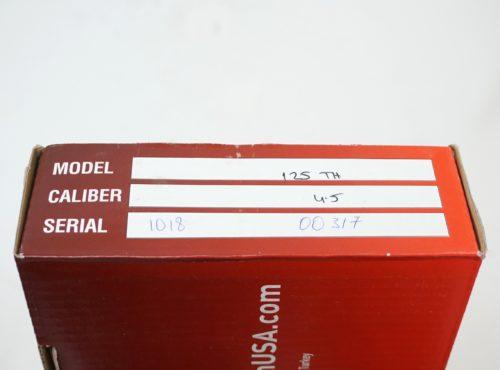 Пневматическая винтовка Hatsan 125 TH