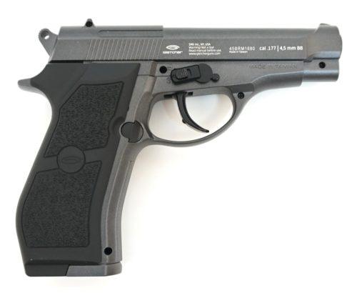 Пневматический пистолет Gletcher BRT 84 (Beretta)