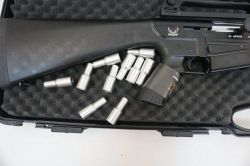 Охолощенная СХП винтовка AR-15-СО (M16) 7,62×39