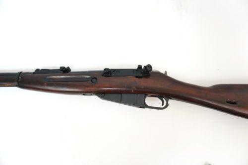 Охолощенная СХП снайперская винтовка Мосина КО-91/30-СХ (СО-СВМ ПУ) 7,62×54