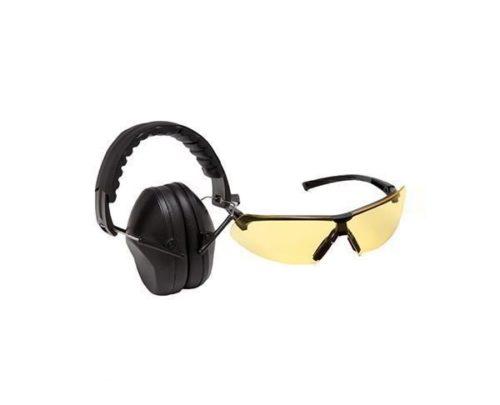 Наушники + защитные очки Venture Gear VGCOMBO 4930