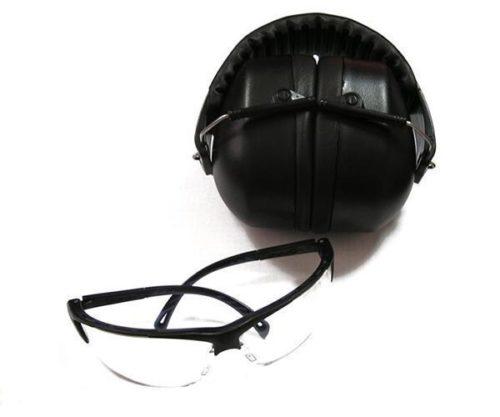 Наушники + защитные очки Venture Gear VGCOMBO 5730