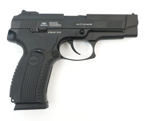Пневматический пистолет Gletcher MP-443 NBB (Grach NBB)