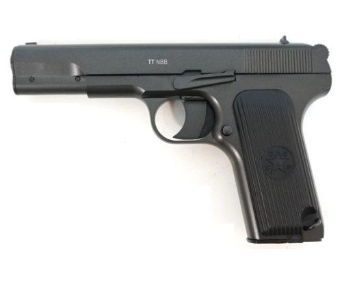 Пневматический пистолет Gletcher TT NBB (Токарева)