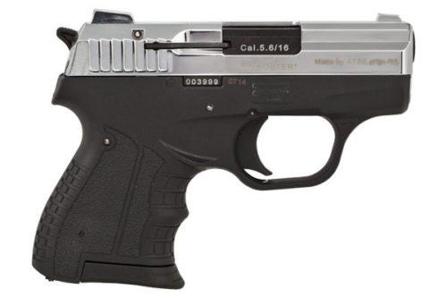 Сигнальный пистолет Stalker 906 (хром)