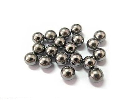 Шарики для рогатки стальные, 8 мм (100 штук)