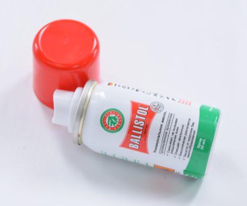Масло оружейное Ballistol spray, 25 мл