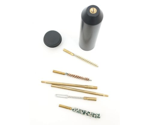 Набор для чистки пистолетов, кал. 4,5 мм с латун. шомполом 4 мм