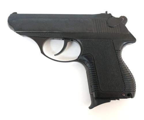 Охолощенный СХП пистолет ПСМ (П-СМ СХ) 10×24
