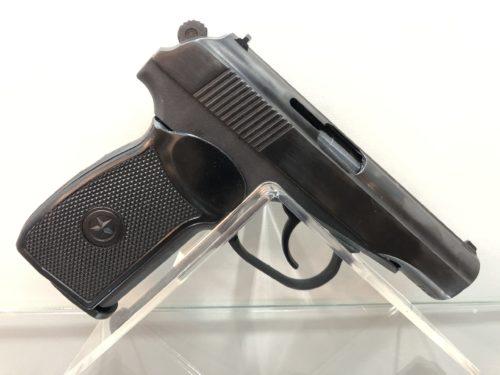 Пневматический пистолет Макарова Baikal МР-654К-32