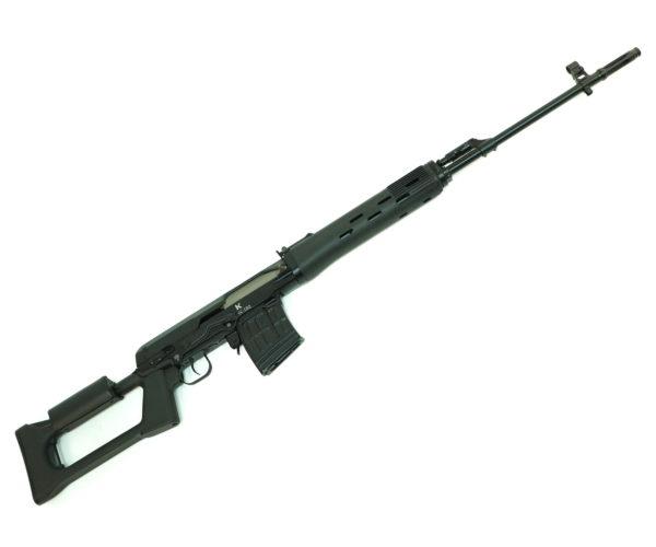 Охолощенная СХП снайперская винтовка Драгунова ОС-СВД (Ижмаш) 7,62x54