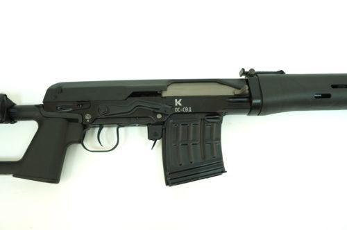 Охолощенная СХП снайперская винтовка Драгунова ОС-СВД (Ижмаш) 7,62×54