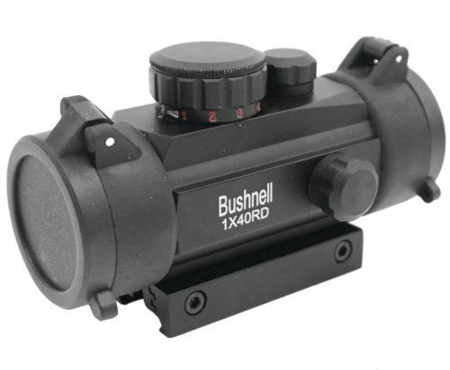 Коллиматорный прицел Bushnell 1x40 RD (BH-KBL01, Weaver)
