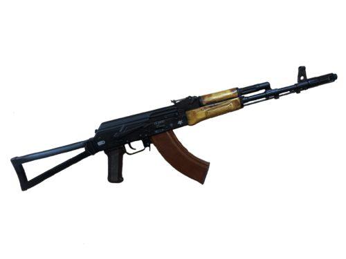Охолощенный СХП автомат Калашникова СХ-АК-103 (Ижмаш) 7,62x39 (Тюнинг комплект)