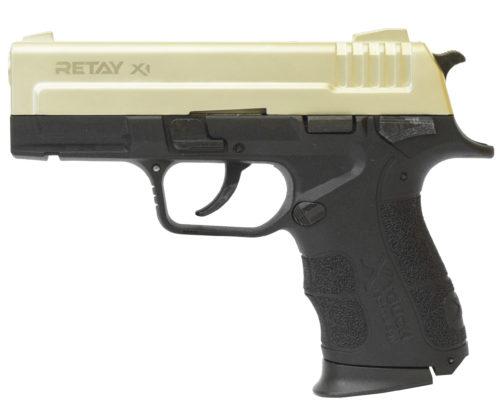 Охолощенный пистолет Retay X1 (Сатин)