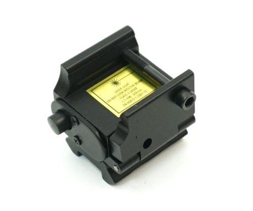 Лазерный целеуказатель подствольный (красный) BH-LGR01