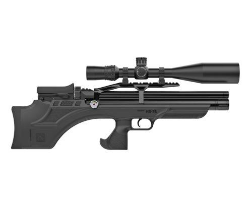Пневматическая винтовка Aselkon MX-7S, L=450 (пластик, PCP, 3 Дж) 5,5 мм